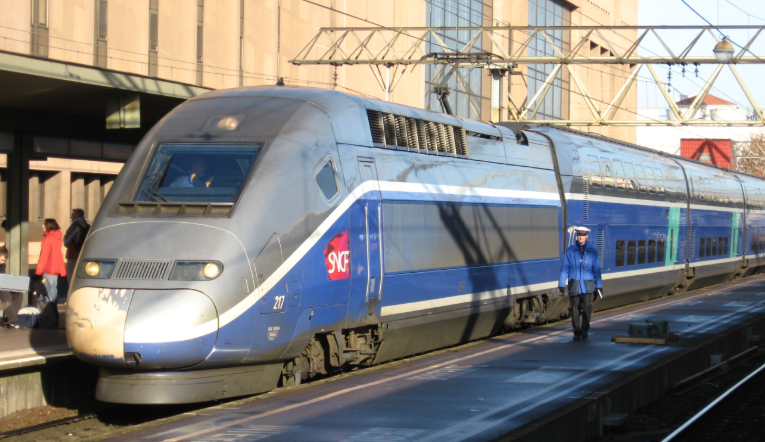SNCF : un taux de retards record en 2018