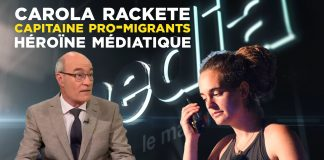 I-Média n°257 : Carola Rackete capitaine pro-migrants héroïne médiatique
