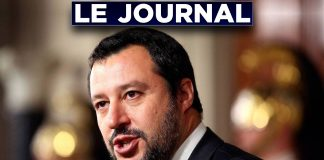 Immigration : Salvini s'oppose au couple franco-allemand