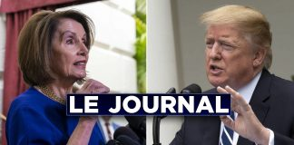 Procédure d'impeachment contre Donald Trump ! - Journal du mercredi 25 septembre 2019