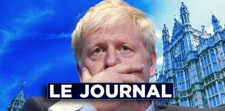 Brexit : Johnson face à la dictature des technocrates - Journal du mercredi 4 septembre 2019