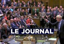 Brexit : Deal or dead ? - Journal du lundi 21 octobre 2019