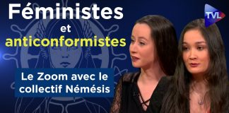 Zoom - Le Collectif Némésis : Féministes et anticonformistes