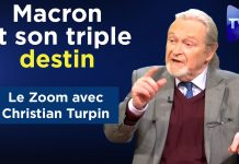 Zoom - Christian Turpin : Macron et son triple destin