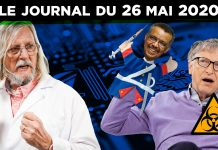 JT - Coronavirus : le point d'actualité - Journal du mardi 26 mai 2020
