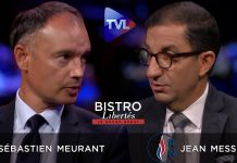 Bistro Libertés - Sébastien Meurant (LR) dans l'arène face à Jean Messiha (RN)