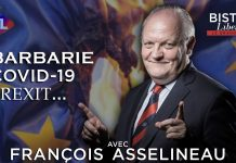 Bistro Libertés avec François Asselineau (UPR) : Barbarie, Covid-19, Frexit
