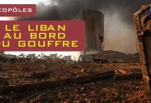 Géopôles : Le Liban au bord du gouffre