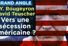 Grand Angle - Pierre-Yves Rougeyron / David Teuscher : Vers une sécession américaine ?