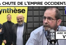 Synthèse avec Michel Vial : La chute de l'empire occidental