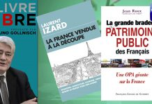Livre-Libre : Le patrimoine français livré aux prédateurs