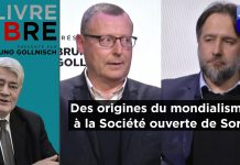 Livre-Libre avec Pierre Hillard et Pierre-Antoine Plaquevent : Des origines du mondialisme à la Société ouverte de Soros