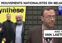 Synthèse n°17 avec Hervé Van Laethem : Les mouvements nationalistes en Belgique de 1950 à 2000