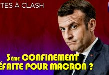 Têtes à Clash n°75 - Confinement acte III : une défaite pour E. Macron ?