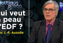 Politique & Eco n°295 avec Jean-François Auzolle : Qui veut la peau d'EDF ?