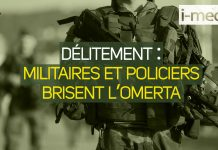I-Média n°348 - Délitement : militaires et policiers brisent l'omerta