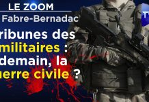 Zoom - Jean-Pierre Fabre-Bernadac - Tribunes des militaires : demain, la guerre civile ?